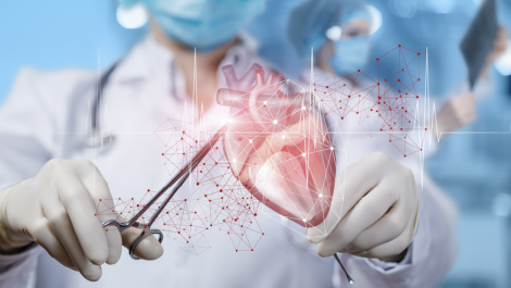 Chirurgie cardiaque / cardiologie